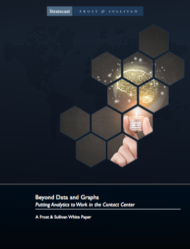 Contact center analytics white paper for omni-channel analytics